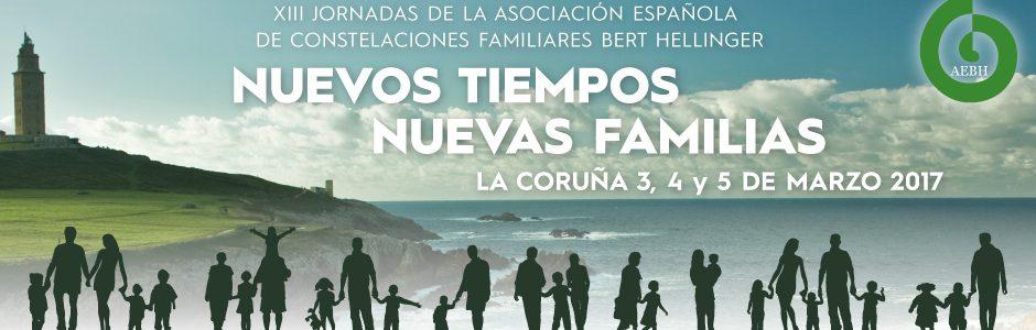 XIII Jornadas de la AEBH. La Coruña 2017
